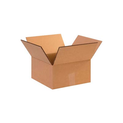 """Heavy-Duty Double Wall Cardboard Corrugated Boxes 12"""" x 12"""" x 8"""" 275#/ECT-48 - Pkg Qty 15"""