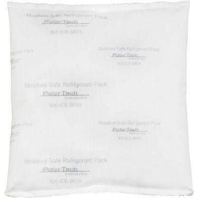 "Tech Pack™ 6 oz. Moisture Safe Cold Packs - 6-1/4"" x 6"" x 1"", 36/Case"