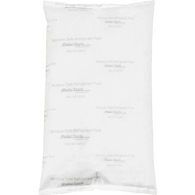 "Tech Pack™ 32 oz. Moisture Safe Cold Packs - 10"" x 6"" x 1-1/2"", 18/Case"