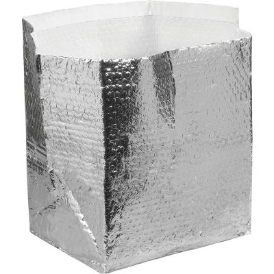 """Cool Shield Insulated Box Liners 12"""" x 10"""" x 9"""", 25 Pack"""