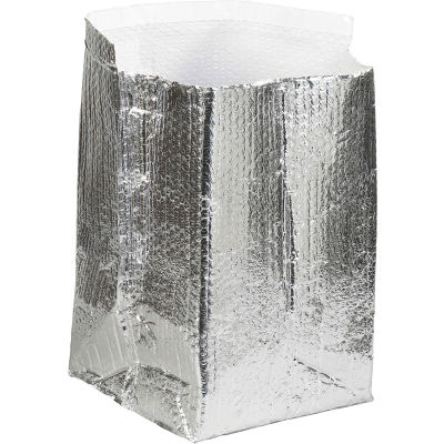 "Cool Shield Insulated Box Liners 12"" x 12"" x 12"", 25 Pack"