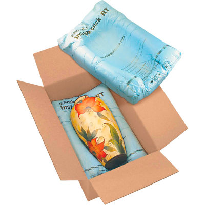 "Instapak Quick® Room Temperature Expandable Foam Bags #10, 15""W x 18""L - 36/Pack"