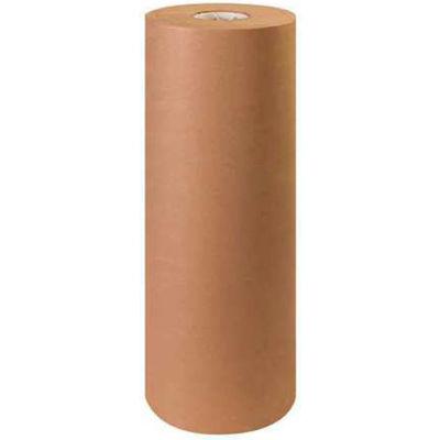 """Paper Roll, 900'L x 24""""W, Kraft, 1 Roll"""