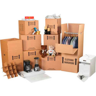 Deluxe Home Moving Kit