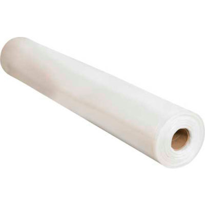 """Clear Pallet Covers 54"""" x 44"""" x 72"""" 4 Mil 25 Pack"""