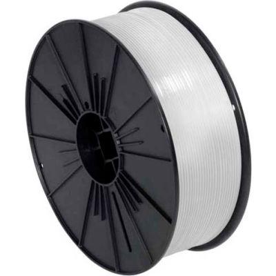 "Plastic Twist Tie Spool 5/32"" x 7000' White"