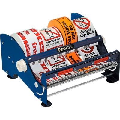 "12"" Multi Roll Table Top Label Dispenser"