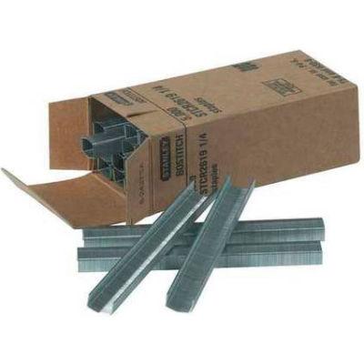 """1/4"""" Stapling Hammer Staples, 5,000/Pack"""