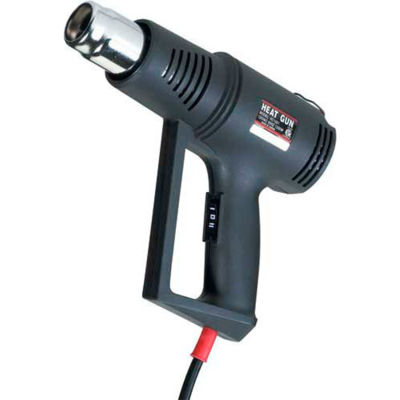 Two Temperature Heat Gun for Shrink Film