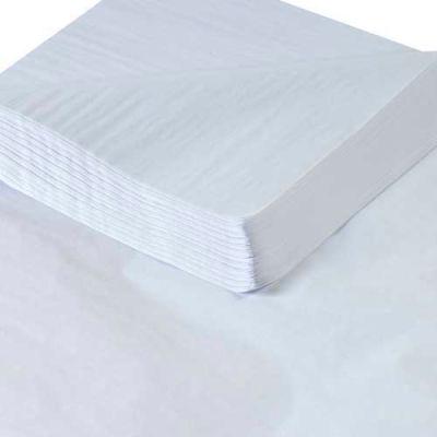 """Tissue Paper, 10#, 18"""" x 24"""", White, 960 Pack"""