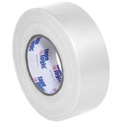 """Tape Logic® Duct Tape, 2"""" x 60 yds, 10 Mil, White - 3/PACK"""