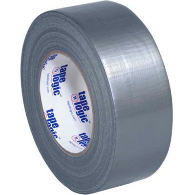 """Tape Logic Duct Tape 2"""" x 60 Yds 9 Mil Silver - 24/PACK"""
