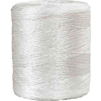 3-Ply Polypropylene Tying Twine, 480 lb. Tensile Strength, 2800' L