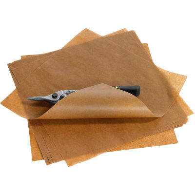 "Waxed Paper Sheets, 30#, 12"" x 12"", 3400 Pack"