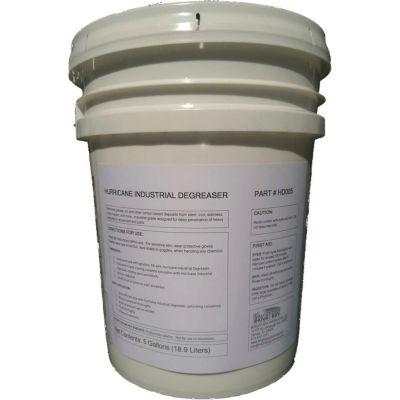 Hurricane Industrial Degreaser, 5 Gallon Pail - HD005