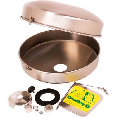 Bradley® Stainless Steel Dust Cover Kit - S45-2396