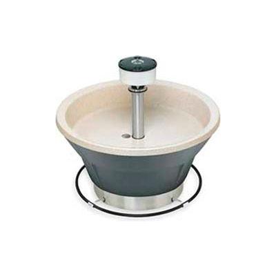 Bradley Corp® Wash Fountain, 36 In Wide, Circular, Series WF2805, 5 Person