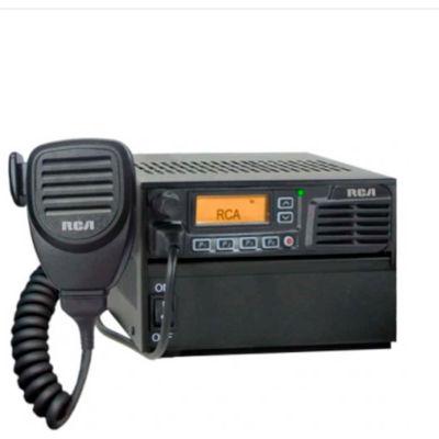 RCA DMR Digital Mobile Radio, 45 Watts, UHF 400-470 MHz, 1000 Channels