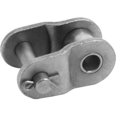 """Tritan Precision Ansi Stainless Steel Roller Chain - 25-1ss - 1/4"""" Pitch - Offset Link"""