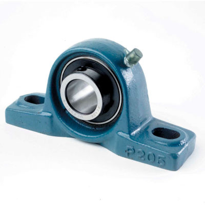 Tritan, UCP205-15, Pillow Block Bearing, Set Screw Locking, Bore 23.8125 mm