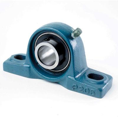 Tritan, UCPK206-19, Pillow Block Bearing, Low Base, Set Screw, Bore 30.1625 mm