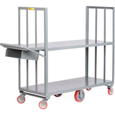 Little Giant® Narrow Aisle Order Picking Truck HE2-2460-WSP - 24 x 60