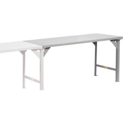 """Little Giant® WSE3048 Add-on Kit for Continuous Width Production Tables - 48""""W x 30""""D"""