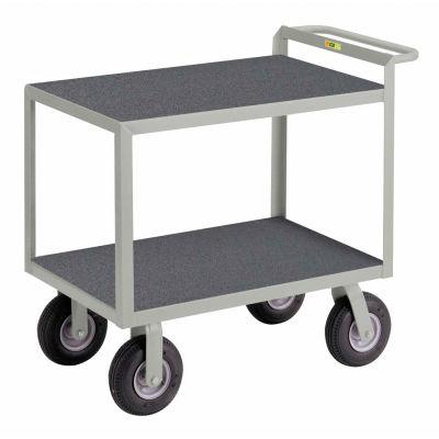 Little Giant® Instrument Cart, Hand Guard Flush Non-Slip Vinyl 24x48