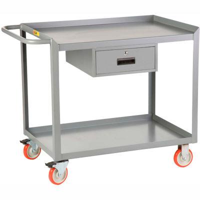 Little Giant® Mobile Workstation MW-2448-5TL-DR, 1 Drawer, 24 x 48