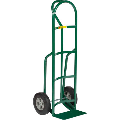 Little Giant® Hand Truck T-182-10 - Loop Handle - 10 x 2.75 Solid Rubber Tire