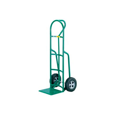 Little Giant® Reinforced Nose Hand Truck T-240-10 - Loop Handle - 10 x 2.75 Rubber Tire
