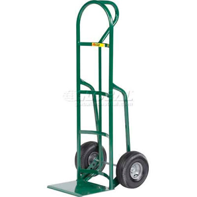 "Little Giant® 12"" Reinforced Nose Hand Truck T-240-10P - Loop Handle - 10 x 3.50 Pneumatic Tire"
