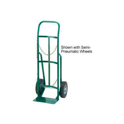 Little Giant® Single Cylinder Truck TW-40-10P - Continuous Handle - Pneumatic Wheels