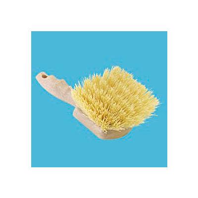 "8-1/2"" Plastic Block Utility Brush W/ 2-1/2"" Polypropylene Bristles - BWK4308 - Pkg Qty 12"