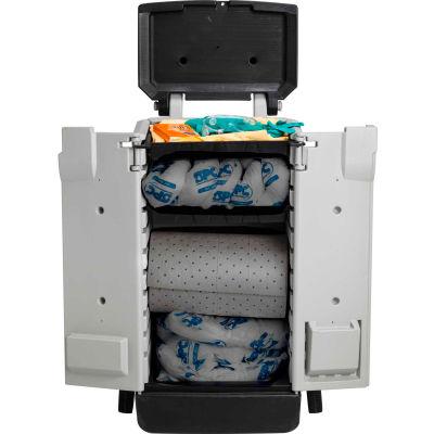 Brady SPC® SKA-K2 ALLWIK® Universal Mobile Spill Kaddie/Trolley