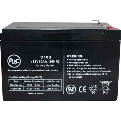 AJC® Tripp Lite Smart 750 6V 10Ah UPS Battery