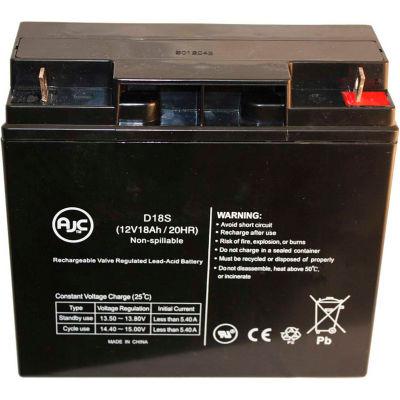 AJC® Sola Q2 6V 4.5Ah UPS Battery