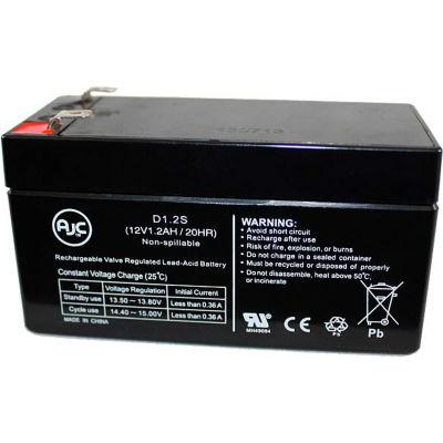 AJC® Emergi-Lite 12V1 12V 1.2Ah Emergency Light Battery
