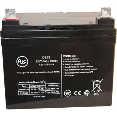 AJC® Toro Titan ZX5020 12V 35Ah Lawn and Garden Battery