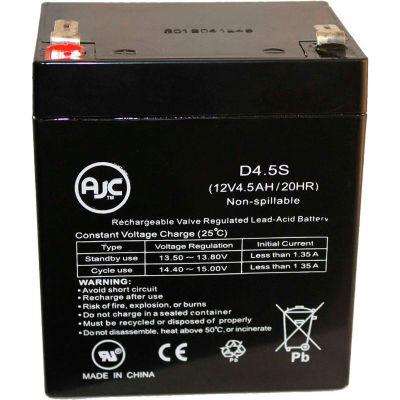 AJC® Power Patrol SLA1050 12V 4.5Ah UPS Battery