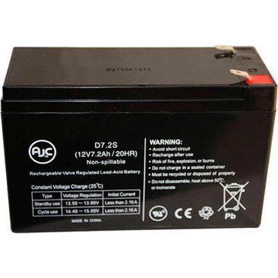 AJC®  Yuasa NPW36-12 12V 7Ah Sealed Lead Acid Battery