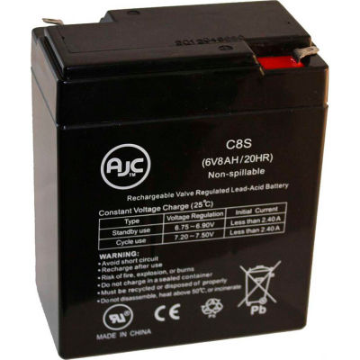 AJC® HP R2200 G2 T2200 G2 T2200-XR 12V 7Ah UPS Battery
