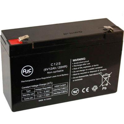 AJC® Alpha Technologies Pinnacle Plus 700T (017-751-05) 12V 7Ah Battery