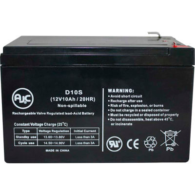 AJC® Para Systems Minuteman MM300SS/1 12V 7Ah UPS Battery