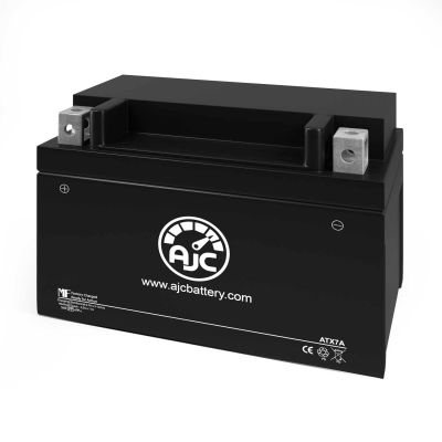 AJC® SYM Fiddle ll 50 50CC Motorcycle Replacement Battery 2006-2012