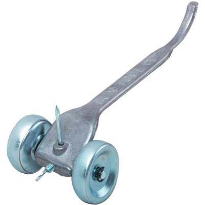 Skate wheel Raker,contoured Handle