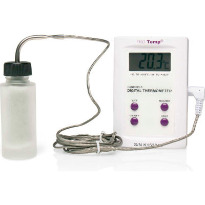 H-B® B61000-0000 FRIO-Temp® Calibrated Electronic Verification Thermometer