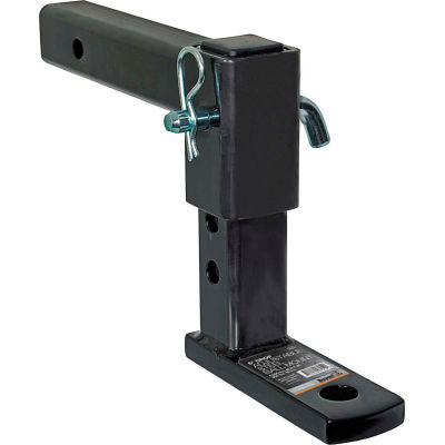 "Buyers Products 3-Position 2"" Tubular Shank Adjustable Ball Mount - 1803093"
