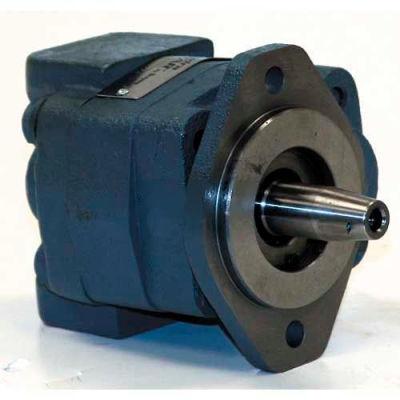 Buyers Clutch Pump, CP124RP, 1.24 CIR Tapered Shaft - Rear Port, 5.37 GPM @ 1,000 RPM