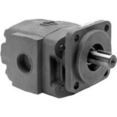 "Buyers H21 Series Hydraulic Pump, H2134203, 4 Bolt, 2500 Max Pressure, 1"" Keyed 1/4 KW Shaft"